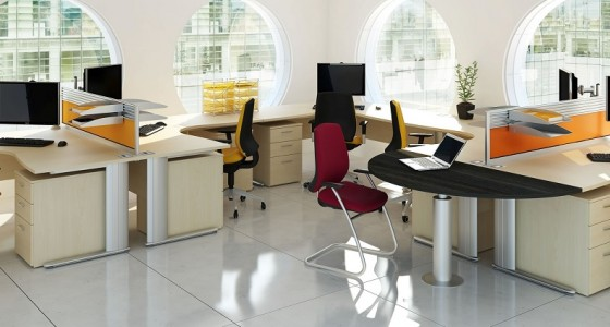 How your office furniture can help employee productivity